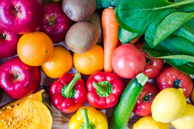 ペニス増大サプリ効果を高める食事方法